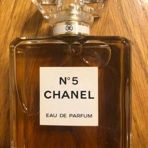 CHANEL N°5 Eau de Parfum Spray, 3.4 oz